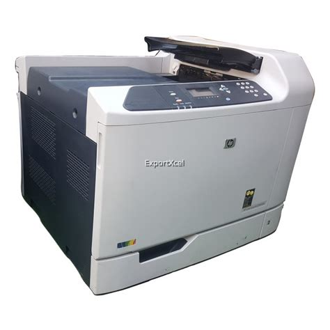 Printer Laser A3 used hp laserjet cp6015dn a3 colour laser printer