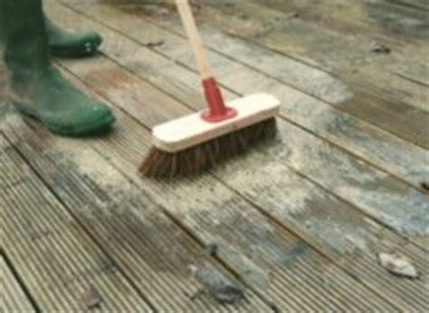clean paint care  decking ideas advice
