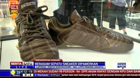 Sepatu Wakai Di Mall Panakukang puluhan merek sepatu di sneakerpeak kemang