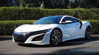 Honda Acura Nsx Price 2017 Acura Nsx Gallery Slashgear