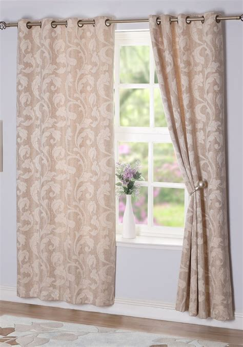 curtains 90 x 72 rochelle eyelet curtains sand 90 quot x 72 quot duvets ie