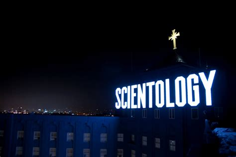 church of scientology members