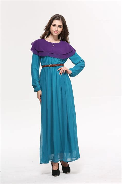 Dres Black Dress Panjang Baju Muslim Murah pola jubah maxi dress butterflies melody 2012 jubah maxi dress muslim maxi dress