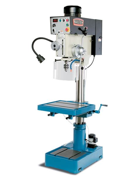 drill press variable speed dp  baileigh industrial