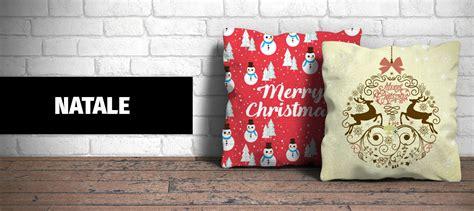 cuscini personalizzabili cuscini natale cuscini prodotti personalizzabili