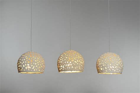 10% OFF Lighting. Ceramic lamps. Hanging by rachelnadlerceramics