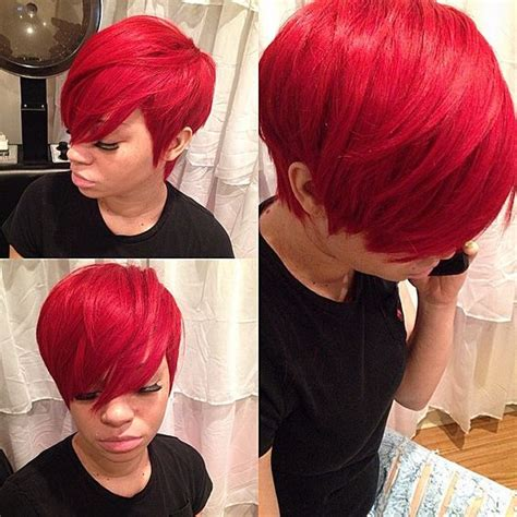 weaves for pixie cuts quick weave birthdays and for the on pinterest