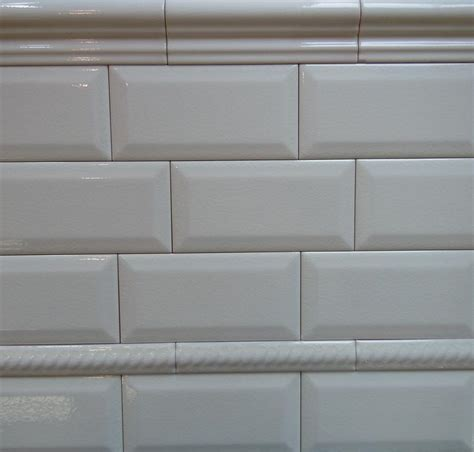 Bathroom Ideas Subway Tile by Adex 3x6 Beveled Crackle Subway Tile White From Classic