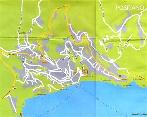positano italy map positano map positano mappery