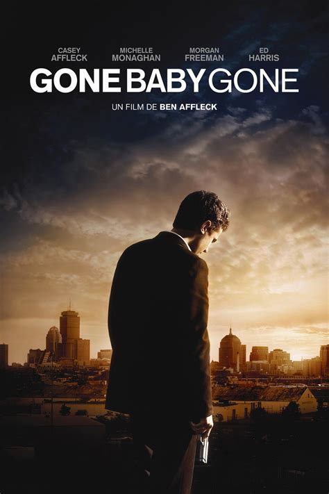 gone baby gone 2007 posters the movie database tmdb