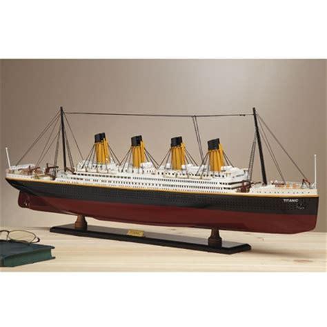 rms titanic model innovations