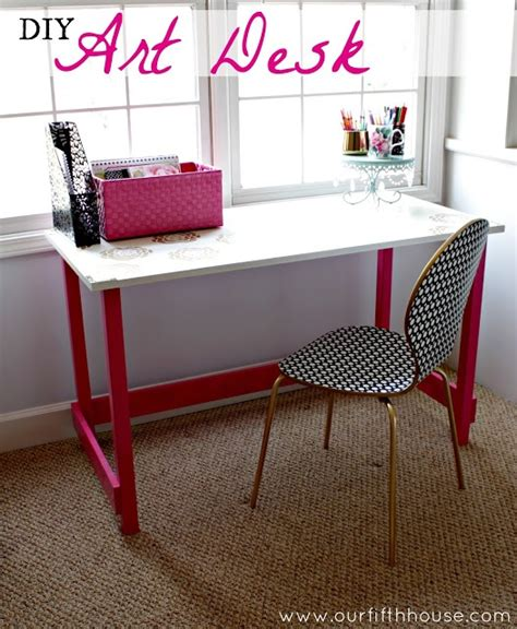 1000 Images About Diy Study Table On Pinterest Crafting Diy Study Desk