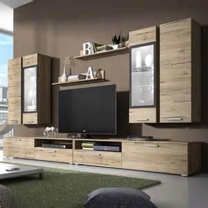 meuble salon tv les 25 meilleures id 233 es concernant meuble tv chene sur