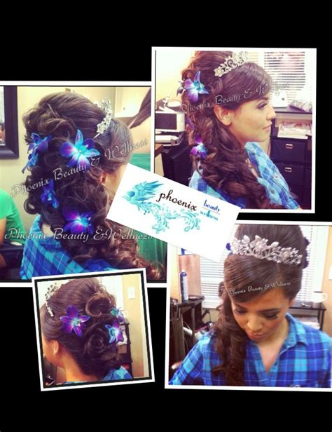 quinceanera elegant themes 25 best quincenera hairstyles images on pinterest bridal