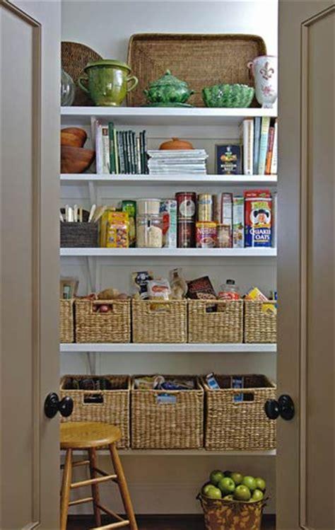 Ordnungssystem Speisekammer by Pantries The Inspired Room