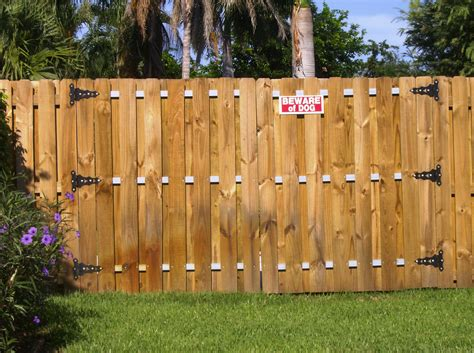 building a wood gate for a fence fence gate