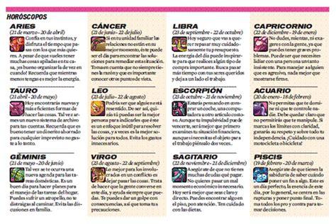 buscar horoscopo de salomon para el dia hoy resultados hor 243 scopos revista hojeadas al mundo