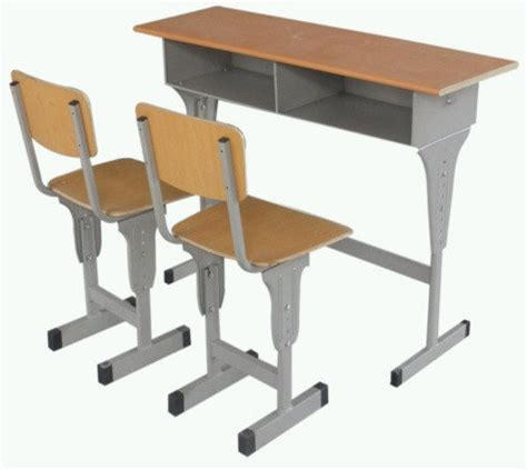 Cheap Double Student Desk With Chair Factory Sale From Student Desks Cheap