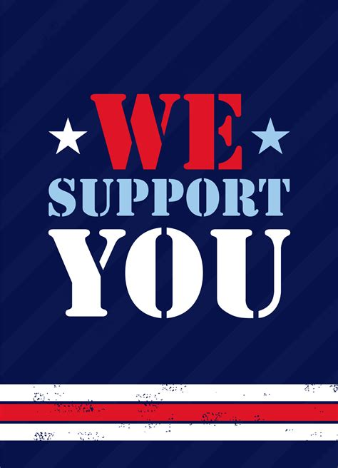 thank you card template for members of armed services shutterfly honors troops veterans injured
