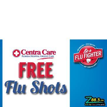 centra care winter garden free flu at centra care z88 3 fm