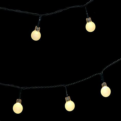 john lewis christmas lights indoors buy 100 popsicle indoor outdoor lights soft white 13m lewis