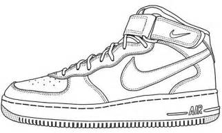 line drawing high tops flickr photo sharing