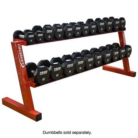 Dumbbell Weight Rack by Legend Fitness 10 Pair Dumbbell Rack 3118