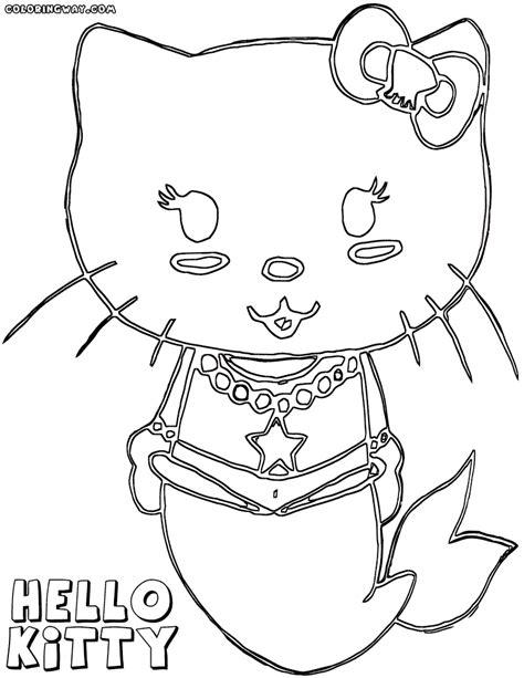 coloring pages hello mermaid hello mermaid coloring pages coloring pages to