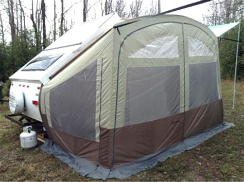 tent with screen room attached aframe attached tent room forest river forums