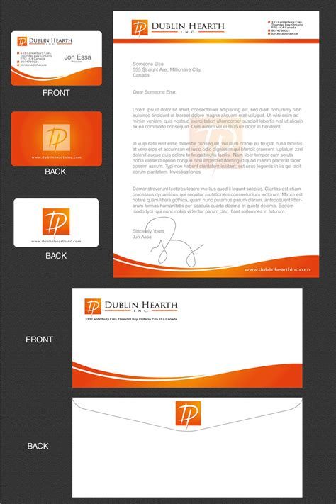 planning and layout of business letter the gallery for gt packaging design illustrator