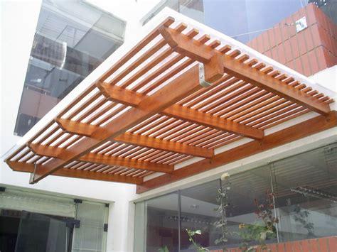 techos terrazas techos para madera