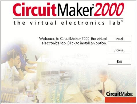 free circuit maker 2000 professional for windows