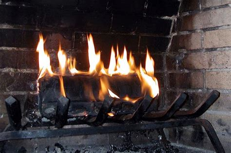 Gas Fireplace Wood Burning by Thompsons How To Convert A Gas Fireplace To Wood