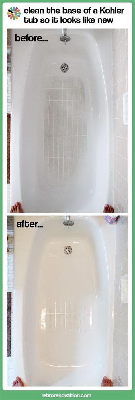 how to clean a plastic bathtub 17 best images about kohler acrylic baths whirlpools