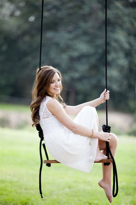 girl swings swing senior picture ideas for girls senior picture ideas