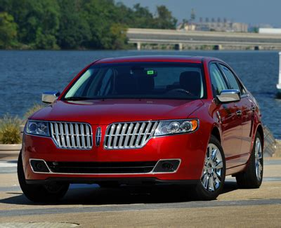 2010 lincoln mkz review test drive 2011 lincoln mkz review