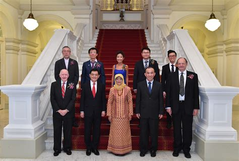 biography halimah yacob four researchers awarded s pore s highest accolade in