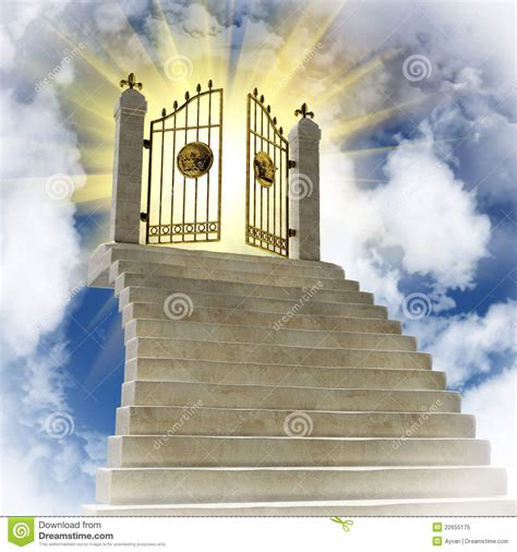 Pearly Gates Of Heaven Clipart The Gates Of Paradise In ... Gates Of Heaven Design
