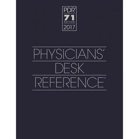 Physicians Desk Reference 2017 Hardcover Target