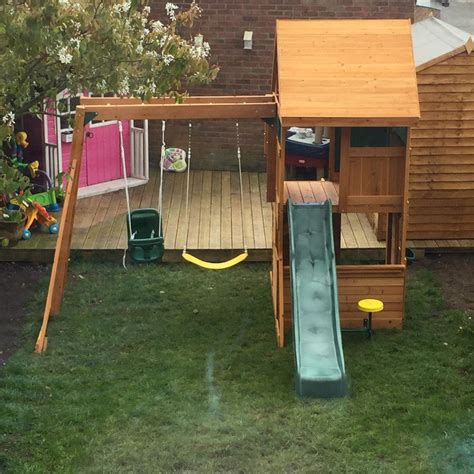 swing sets perth perth climbing frame with monkey bars slide and swings