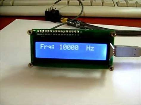 Dds Vfo Ad9850 Module Modul Lcd Oscillator Bitx Bixon 7mhz dds vfo using ad9850 and arduino uno r3 funnycat tv