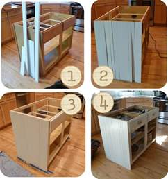 diy kitchen island my suite bliss diy kitchen island re do