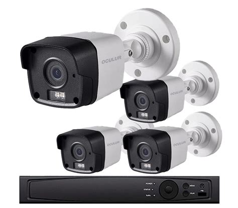 Paket Cctv Paket Cctv 4 Channel 2 2mp Plus Hardisk 4 1080p hd bullet cctv security system 2mp 2 8mm lens day
