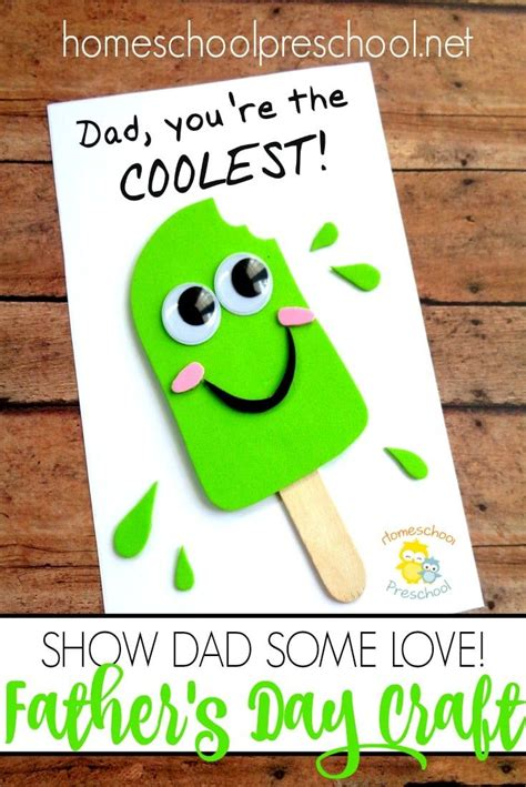 fathers day crafts for preschool easy diy fathers day craft that can make