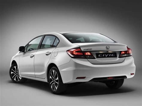 Honda Civic 2015 también fabricado en México   Autocosmos.com