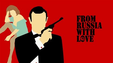 james bond from russia with love from russia with love james bond by reverendtundra on deviantart