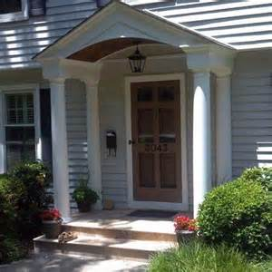 17 best images about front door portico ideas on pinterest