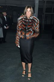 Dress Noni Tali Bh 9 carine roitfeld fur coat carine roitfeld fashion