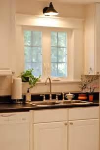 Kitchen Window Lighting Light Above Kitchen Window Floor Remodel