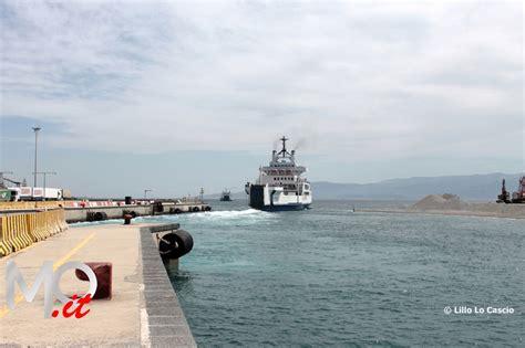 capitaneria porto messina porto di tremestieri ultimi ritocchi prima ripristino